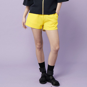 BOXER PANTS-yellow