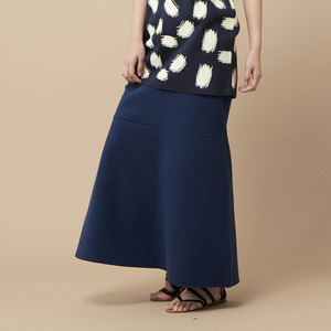 MERMAIDE LONG/MIDI  SKIRT -BLUE